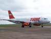 Airbus A319-132, PR-MAL, da TAM. (12/10/2006)