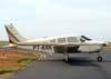 Piper PA-28R-200 Cherokee Arrow, PT-KRK. (15/06/2008)