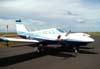 Piper/Embraer EMB-810C Seneca II, PT-EAZ, da Transpel. (16/02/2008)