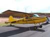 Cessna 170A (PT-ALD) da Gaia Publicidade. (28/01/2007)