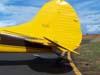 Cauda do Cessna 170A (PT-ALD) da Gaia Publicidade. (28/01/2007)