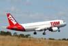 Airbus A320-214, PR-MHD, da TAM. (28/05/2008)