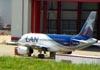 Airbus A319-132, CC-CQL, da LAN. (05/02/2011)