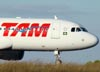 Airbus A320-214, PR-MYE, da TAM. (12/05/2010)