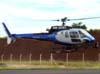 """Eurocopter AS-350 B2 """"Esquilo"""" (Globocop), PR-HTV, da Rede Globo, operado pela Helisul Táxi Aéreo. (14/03/2009)"""