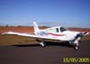 Piper/Neiva EMB-711C Corisco, PT-NPD, do Grupo Hildebrand. (15/05/2005)