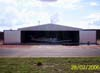 Primeiro hangar construído na área do Daesp (Departamento Aeroviário do Estado de São Paulo). (28/02/2006)