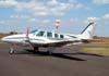 Beechcraft 58 Baron, PT-FPL. (28/08/2009)