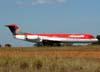 Fokker 100 (F28MK0100), PR-OAR, da OceanAir. (28/08/2009)
