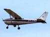 Cessna 172G Skyhawk, PT-FMA, da Fenix Escola de Aviação. (29/11/2012)