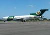 Boeing 727-264F, PR-IOB, da Rio. (27/07/2013) Foto: Rogério Castellão.