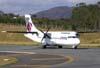 ATR-42 300, PT-MFE, da Total. (26/07/2007) Foto: José Maria Reis Júnior.