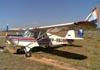 Aeronca 0-58B, PP-RBG, do Aeroclube de Gauxupé. (07/08/2010) Foto: Sérgio Cardoso.