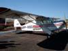 Aeronca O-58B, PP-RBG, do Aeroclube de Guaxupé/MG. Foto: AFAC - afacjirg@yahoo.com.br