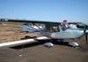 Inpaer Conquest 180, PU-TIM. Foto: AFAC - afacjirg@yahoo.com.br