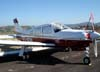 Piper/Neiva EMB-711C Corisco, PT-NDM. Foto: AFAC - afacjirg@yahoo.com.br