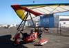 Trike estacionado no pátio. Foto: AFAC - afacjirg@yahoo.com.br