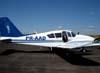 Piper PA-23-235 Aztec, PR-AAD. Foto: AFAC - afacjirg@yahoo.com.br