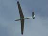 Planador Blanick L23 do CVV da AFA.