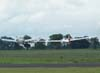 Ipanema do CVV da AFA rebocando o Puchacz do aeroclube de Bauru.
