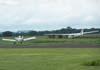 Ipanema do CVV da AFA rebocando um planador Blanick L23 do CVV da AFA.