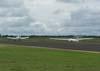 Ipanema do CVV da AFA rebocando um planador.