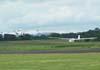 Ipanema do CVV da AFA rebocando um planador PW-5 do Aeroclube de Bauru.