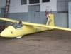 Planador KW-I Quero-quero, do Aeroclube de Brasília.