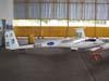 Planador Z-20 do CVV da AFA.