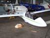 Planador Blanick L33 do CVV da AFA.