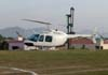 Bell 206 B, PT-HSY. Foto: Sandro Rocha - sandro@anjodaguardafest.com.br