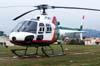 Eurocopter/Helibrás HB-350B Esquilo, PT-HLL, da Polícia Militar de Santa Catarina. Foto: Sandro Rocha - sandro@anjodaguardafest.com.br
