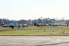 Aeronaves estacionadas. (30/08/2009) Foto: Marcelo Faé Ferreira.
