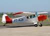 CAP-4 Paulistinha, PT-KZA, do Aeroclube de Campinas. (30/08/2009) Foto: Marcelo Faé Ferreira.