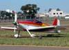 Vans RV-6, PT-ZAX, do Comandante Beto Textor. (30/08/2009) Foto: Marcelo Faé Ferreira.