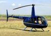 Robinson R44 Raven II, PR-RSC. (16/04/2011) Foto: Ricardo Rizzo Correia.
