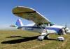 Piper PA-22BR, PT-ZPF. (16/04/2011) Foto: Ricardo Rizzo Correia.