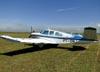 Beechcraft V35B Bonanza, PT-DNJ. (16/04/2011) Foto: Ricardo Rizzo Correia.