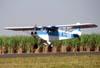 Neiva P-56C Paulistinha, PP-GXB, do Aeroclube de Bragança Paulista. Foto: Ricardo Rizzo Correia.