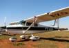 Cessna 172, PT-AZQ. Foto: Ricardo Rizzo Correia.