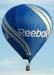 Decolagem do balão JOB-77, prefixo PP-XEO, do brasileiro Sacha Haim, campeão do 1° Open Brasil de Balonismo e atual líder da segunda edição.
