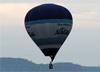 Balão pilotado por Mark Sullivan (EUA). (25/07/2014)