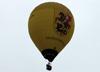 Balão pilotado por Rimas Kostiuskevicius (LTU). (25/07/2014)