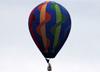 Balão pilotado por Paul Petrehn (EUA). (25/07/2014)