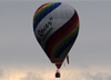 Balão pilotado por Uwe Schneider (ALE). (25/07/2014)
