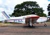 Piper/Neiva EMB-711C Corisco, PT-NJL, com a pintura parecida com a da Air France na cauda.