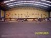 Aeronaves no hangar principal. (24/09/2005)