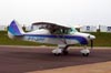 Piper PA-22BR, PT-ZPF. (24/09/2005)