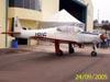 Neiva T-25A Universal, FAB 1916, da AFA (Academia da Força Aérea). (24/09/2005)