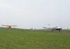 Piper PA-18 e Saratoga II.